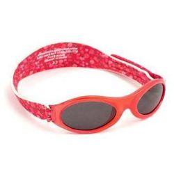 Okulary przeciwsłoneczne UV, 0-2 lat, BABY BANZ - Petit Floral