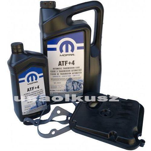 Filtry oleju do skrzyni biegów, Filtr olej MOPAR ATF+4 skrzyni biegów 42RLE Chrysler 300C V6