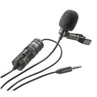 Akcesoria studyjne, BOYA BY-M1 Uniwersalny mikrofon krawatowy na TRRS