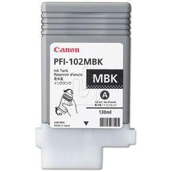 Tusz Canon PFI102-MBK Matte Black