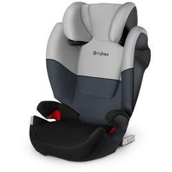 CYBEX fotelik samochodowy Solution M-fix 2019 Cobblestone