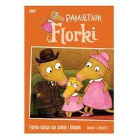 Filmy animowane, Pamiętniki Florki - Florka dziwi się sobie i innym. Darmowy odbiór w niemal 100 księgarniach!