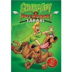 Scooby-Doo i potworne safari (DVD) - Galapagos OD 24,99zł DARMOWA DOSTAWA KIOSK RUCHU