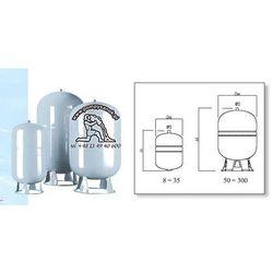 Naczynie wzbiorcze DSV 80 CE - 80 litrów rabat 10%