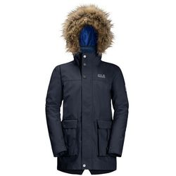Chłopięca parka 3w1 B ELK ISLAND 3IN1 PARKA night blue - 176
