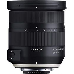 Obiektyw TAMRON 17-35mm F/2.8-4 Di OSD Czarny + Zamów z DOSTAWĄ JUTRO!