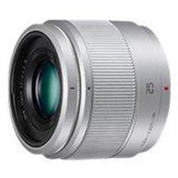 Panasonic H-H025E 25 mm f/1,7 ASPH (srebrny) - produkt w magazynie - szybka wysyłka!