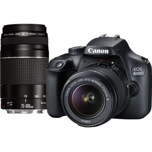 Lustrzanki, Canon EOS 4000D