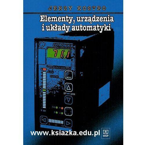Leksykony techniczne, Elementy, urządzenia i układy automatyki (opr. miękka)