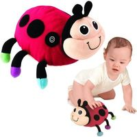 Interaktywne dla niemowląt, Uciekająca Biedronka +DARMOWA DOSTAWA przy płatności KUP Z TWISTO