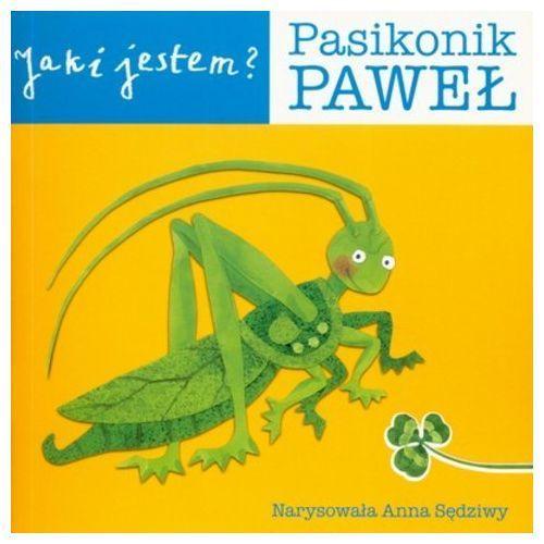 Książki dla dzieci, Jaki jestem? Pasikonik Paweł (opr. miękka)