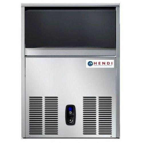 Kostkarki do lodu gastronomiczne, Hendi Kostkarka chłodzona powietrzem wyd. 89 kg/ 24 h | 980W - kod Product ID