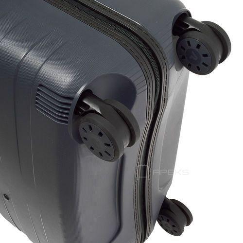 Torby i walizki, Roncato Box 2.0 duża walizka na 4 kółkach 78 cm / Antracyt - antracyt ZAPISZ SIĘ DO NASZEGO NEWSLETTERA, A OTRZYMASZ VOUCHER Z 15% ZNIŻKĄ