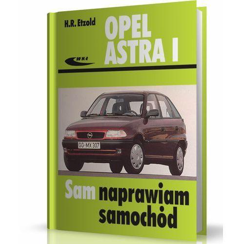 Biblioteka motoryzacji, OPEL ASTRA I ASTRA CLASSIC (opr. miękka)