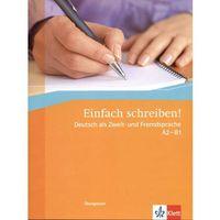 Językoznawstwo, Einfach Schreiben A2-B1 (opr. miękka)
