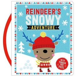 Reindeer's Snowy Adventure – Touch and Feel