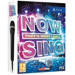 Now Sing (PS4)