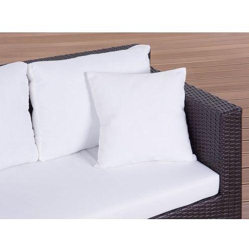 Poduszki, Poduszka ogrodowa - dekoracyjna - poduszka 40x40 cm beżowa