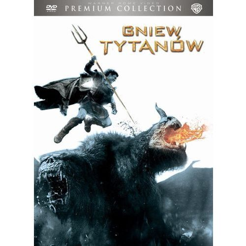 Filmy fantasy i s-f, Gniew Tytanów Premium Collection (Wrath of the Titans Premium Collection )