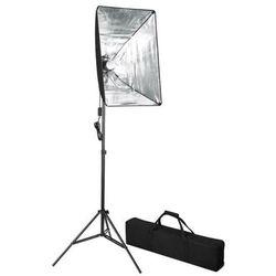 vidaXL Profesjonalna lampa studyjna 60x40 cm Darmowa wysyłka i zwroty