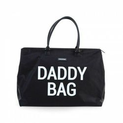 Childhome - Torba Daddy Bag - Czarna