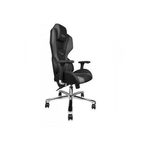 Fotele dla graczy, Fotel Gaming E-BLUE MAZER - czarny