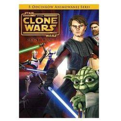 Film GALAPAGOS Gwiezdne Wojny: Wojny Klonów (Sezon 1 cz.1) Star Wars: The Clone Wars