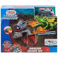 Pozostałe zabawki, Fisher Price - Tomek - Ucieczka przed smokiem