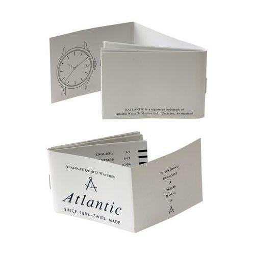 Zegarki męskie, Atlantic 51752.41.65