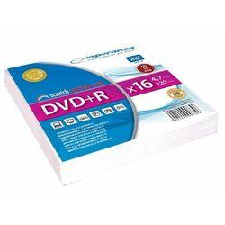 Płyty DVD+R ESPERANZA 4,7 GB X 16 KOPERTA - 10 szt.