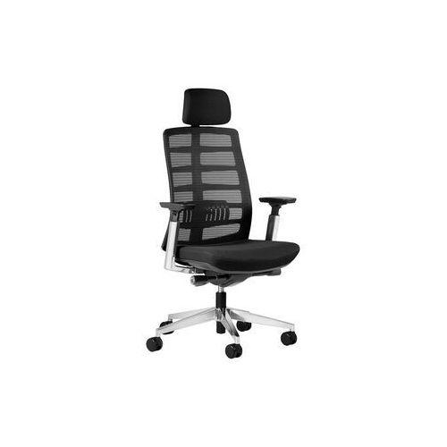 Fotele i krzesła biurowe, Fotel ECLIPTIC czarny