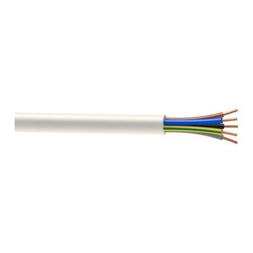 Przewody, Kabel instalacyjny AKS Zielonka YDY 5 x 6 mm2 1 mb