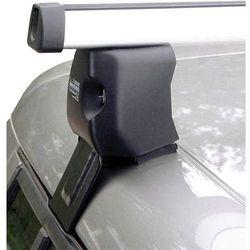Diheng bagażnik dachowy na relingi dla Škoda Rapid z zamkiem (UPL005 ALU) - BEZPŁATNY ODBIÓR: WROCŁAW!