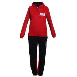 Nike Performance Dres university red/black/white