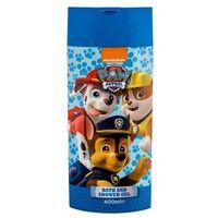 Kosmetyki do kąpieli dla dzieci, Nickelodeon Paw Patrol żel pod prysznic 400 ml dla dzieci