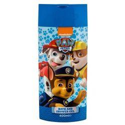 Nickelodeon Paw Patrol żel pod prysznic 400 ml dla dzieci