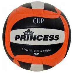 Piłka siatkowa SMJ Sport Princess Star Cup orange Jr.