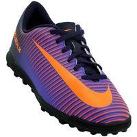 Piłka nożna, Buty piłkarskie Nike MercurialX Vortex III TF JR 831954 585