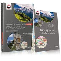 Przewodniki turystyczne, Szwajcaria i Liechtenstein Inspirator podróżniczy (opr. miękka)