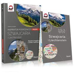 Szwajcaria i Liechtenstein Inspirator podróżniczy (opr. miękka)