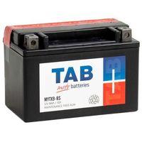 Akumulatory do motocykli, Akumulator motocyklowy TAB YTX9-BS (MYTX9-BS) 12V 8Ah 100A L+