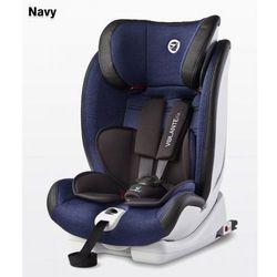 Fotelik Caretero Volante Fix Limited ISOFIX 9-36 kg - Navy