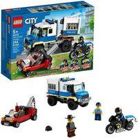 Klocki dla dzieci, Lego CITY Konwój 60276