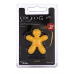 Mr&Mrs Fragrance Giorgino Vanilla zapach samochodowy 1 szt unisex