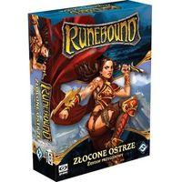 Gry dla dzieci, Gra Runebound (3 edycja) Złocone Ostrze - Galakta. DARMOWA DOSTAWA DO KIOSKU RUCHU OD 24,99ZŁ