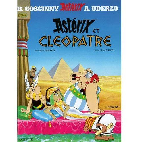 Książki do nauki języka, Asterix et Cleopatre (opr. twarda)