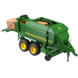 BRUDER Farmer - prasa do słomy John Deere 02017