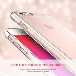 Rearth Ringke Slim Rose Gold | Obudowa + folia ochronna dla modelu Apple iPhone 6 Plus / 6S Plus