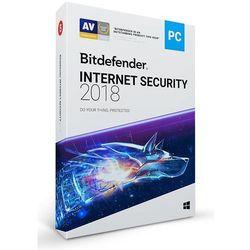 Oprogramowanie antywirusowe BitDefender Internet Security ESD 5 stan/12m - BDIS-N-1Y-5D- Zamów do 16:00, wysyłka kurierem tego samego dnia!