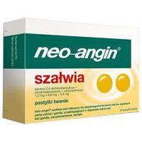 Leki na gardło, NEO-ANGIN Szałwia x 24 pastylki
